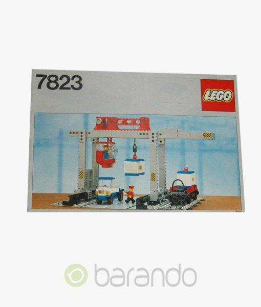 LEGO Train 7823 Verladestation Eisenbahn kaufen