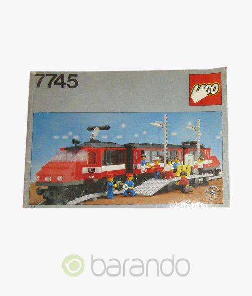 LEGO Train 7745 Passagierzug Eisenbahn kaufen
