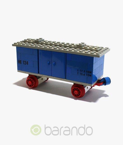 LEGO Train 124 Güterwaggon Eisenbahn kaufen