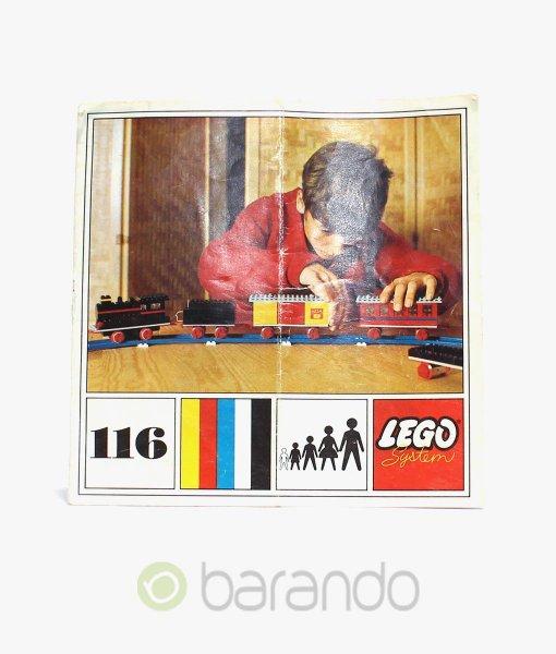 LEGO Train 116 Eisenbahn Start Set kaufen
