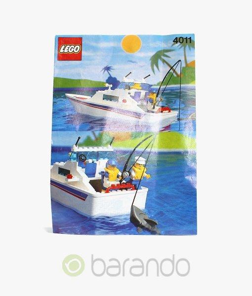 LEGO Boot 4011 Motorjacht kaufen