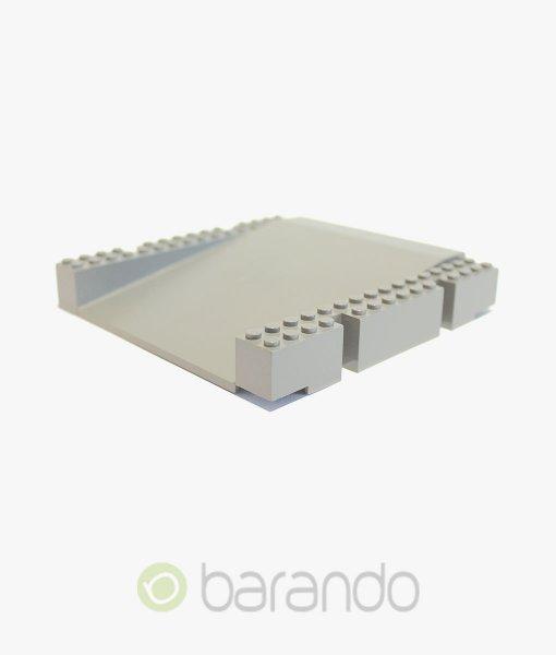 LEGO 3D Platte 2642 - Plattform Rampe
