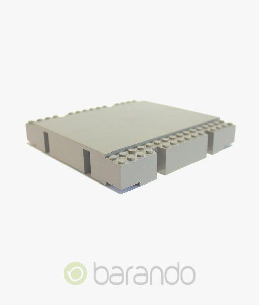 LEGO 3D Platte 2617 - Plattform Bahnsteig