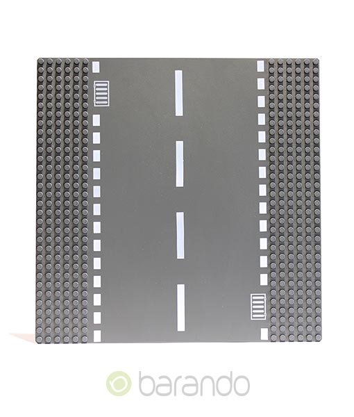 LEGO Platte 44336 - Straßenplatte Gerade