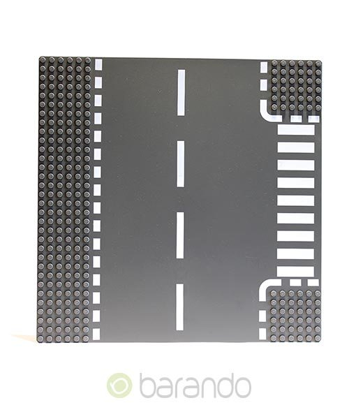 LEGO Platte 44341 - Straßenplatte T-Kreuzung