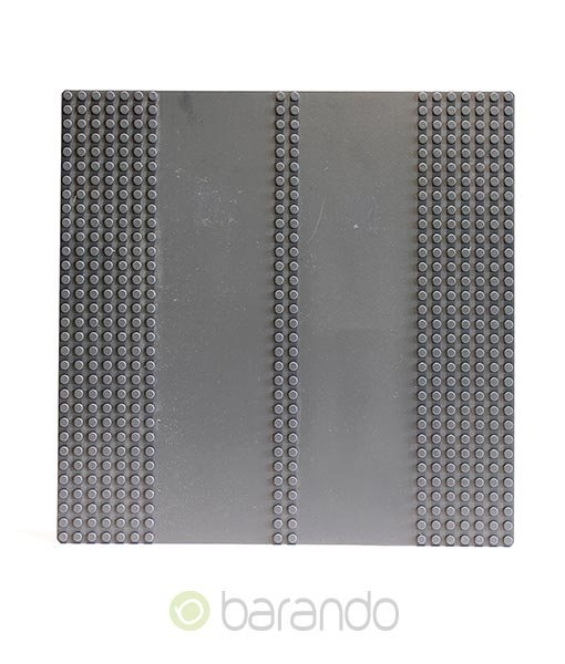LEGO Platte 30225c01 - Straßenplatte Doppelgerade ()
