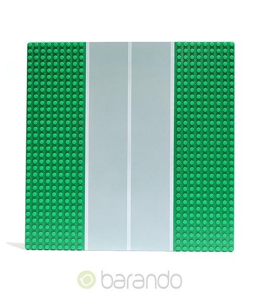 LEGO Platte 606p33 - Straßenplatte Gerade