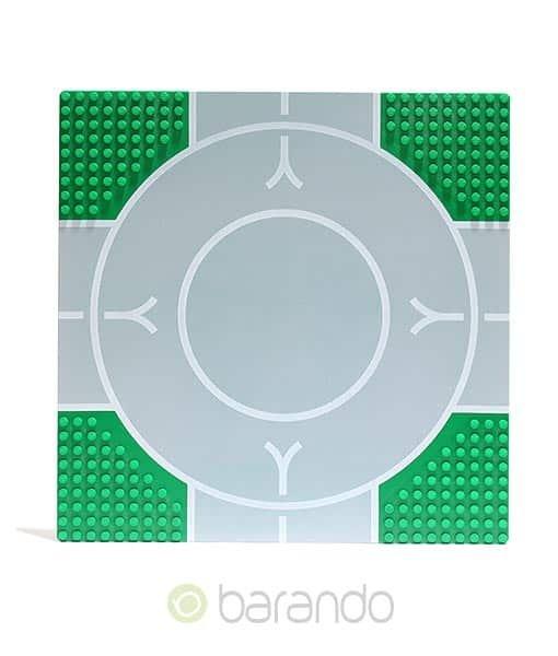 LEGO Platte 6099px1 - Straßenplatte Kreisel