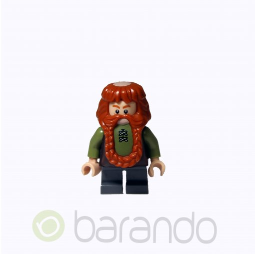 LEGO Bombur the Dwarf lor051 The Hobbit - Der Hobbit