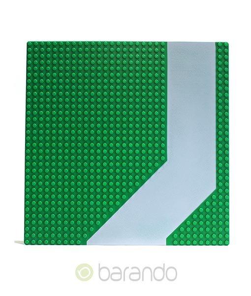 LEGO Platte 4478p01 - Straßenplatte Auffahrt ()