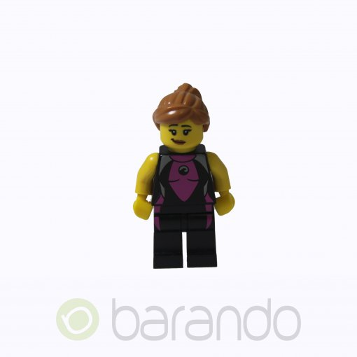 LEGO Surfer Girl col053 Series 4 Minifigures