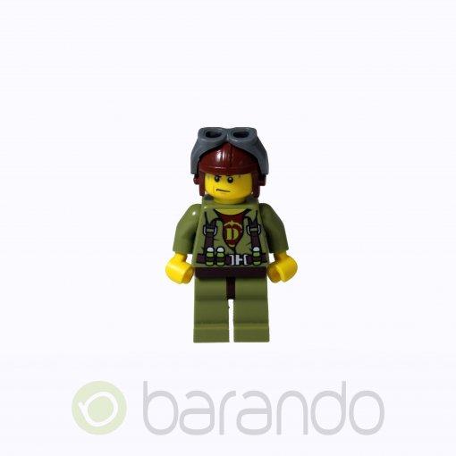 LEGO Hero - Helicopter Pilot dino 002 Dino