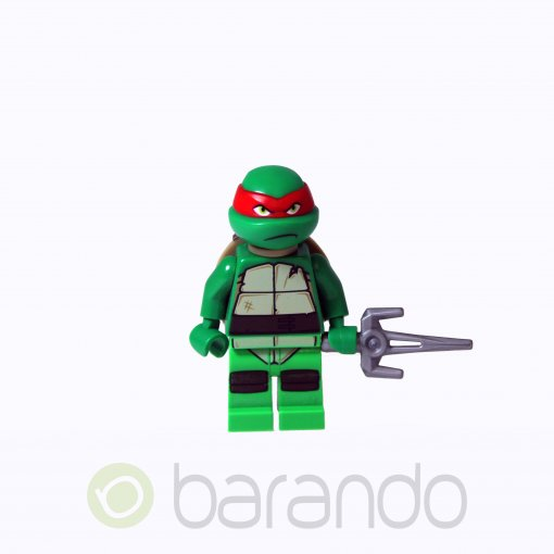 LEGO Raphael tnt015 Teenage Mutant Ninja Turtles