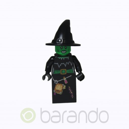 LEGO Witch col020 Series 2 Minifigures