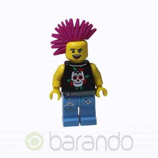 LEGO Punk Rocker col052 Series 4 Minifigures