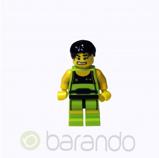 LEGO Weightlifter col026 Series 2 Minifigures