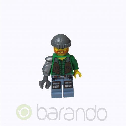 LEGO Jack McHammer mof006 Monster Fighters