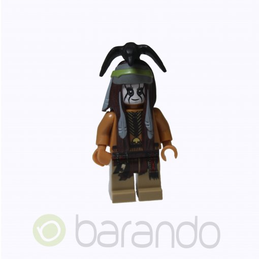 LEGO Tonto tlr002 The Lone Ranger