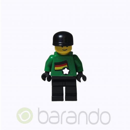 LEGO Soccer Player - German Goalie soc012s01 Soccer