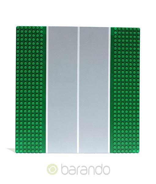 LEGO Platte 2358px2 - Straßenplatte Gerade