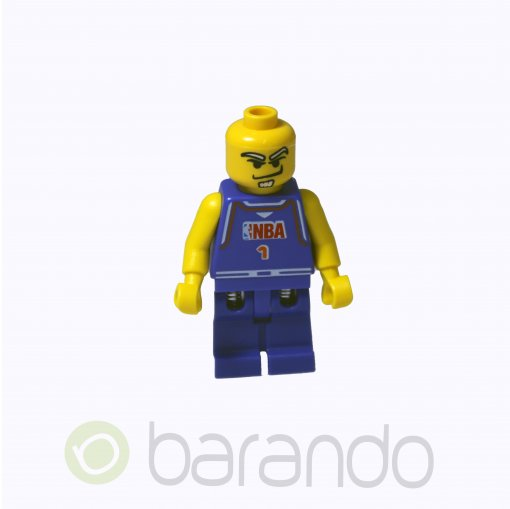 LEGO NBA player, Number 1 nba043 Sports