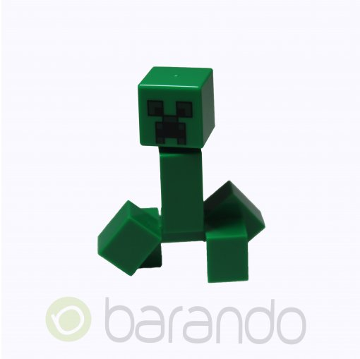 LEGO Creeper min012 Minecraft