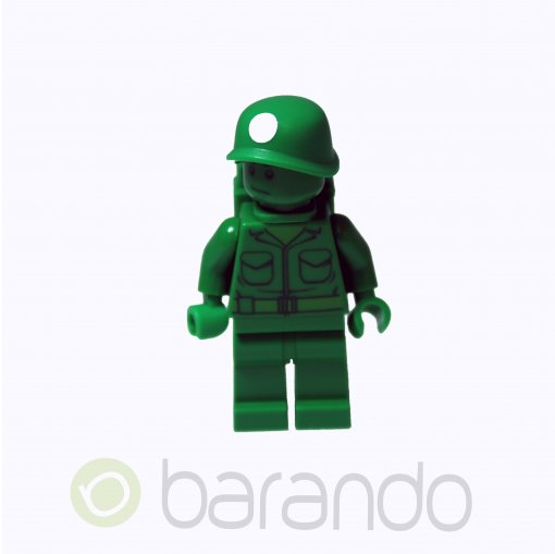 LEGO Green Army Man toy002 Toy Story