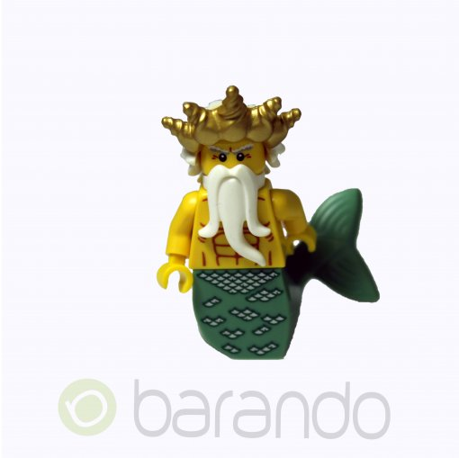 LEGO Ocean King col101 Series 7 Minifigures