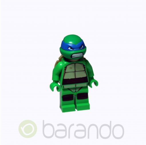 LEGO Leonardo tnt002 Teenage Mutant Ninja Turtles