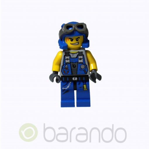 LEGO Power Miner - Engineer pm003 Power Miners