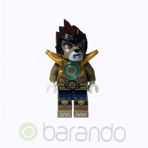 LEGO Longtooth - Armor loc012 Legends of Chima