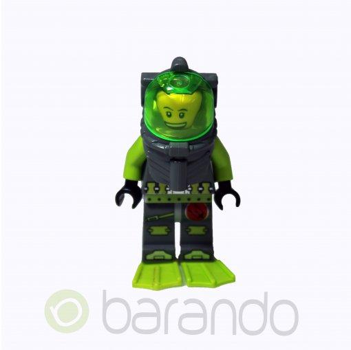 LEGO Atlantis Diver 2 atl002 Atlantis