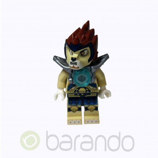LEGO Lennox - Flat Silver Armor loc006 Legends of Chima