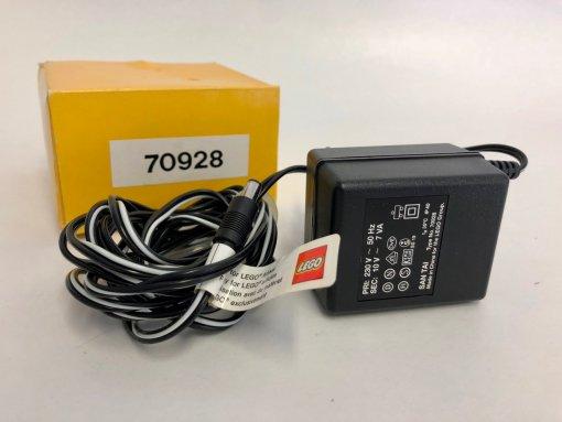 LEGO 70928 Netzteil (230V) für 9V Eisenbahn Geschwindigkeitsregler (2868b)