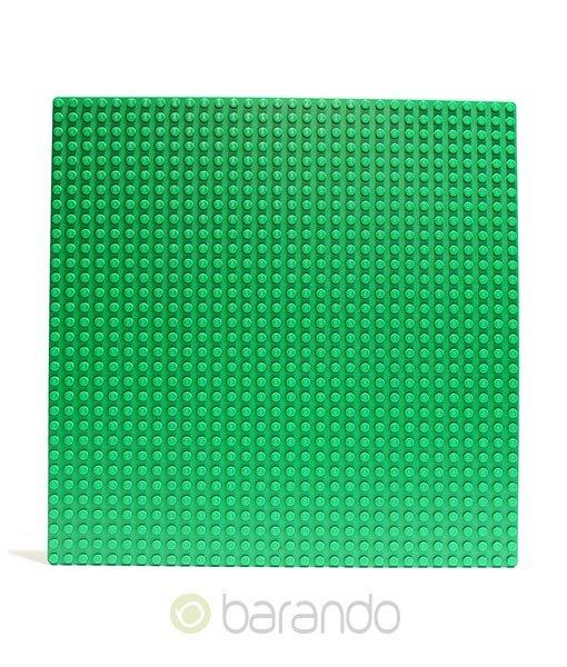 Lego Platte 3811 grün Grundplatte 32x32 Noppen