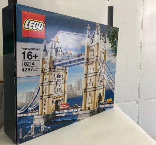 10214 Tower Bridge - 100% vollständig in neuwertigem Zustand