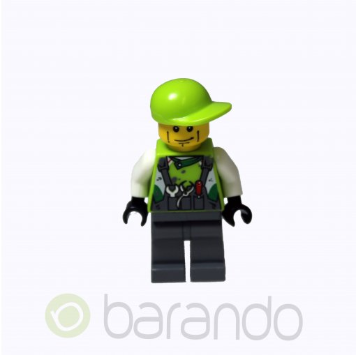 LEGO Crew Member 2 wr013 World Racers
