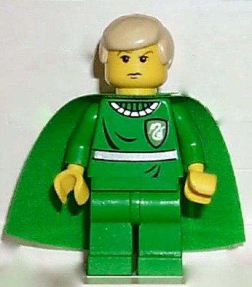 Draco Malfoy, Green Quidditch Uniform ()