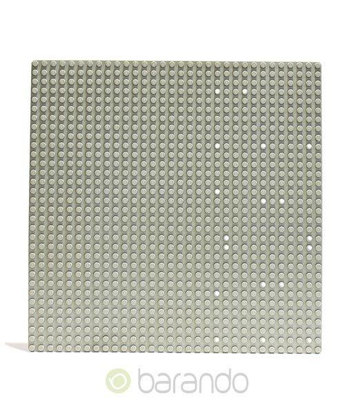 LEGO Platte 3811p01 hellgrau - Grundplatte