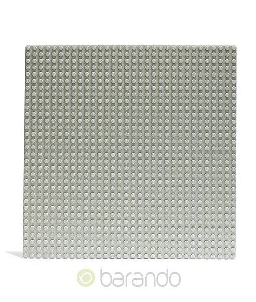 Lego Platte 3811 hellgrau Grundplatte 32x32 Noppen