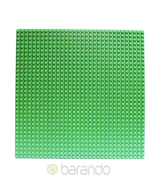 Lego Platte 3811 hellgrün Grundplatte 32x32 Noppen