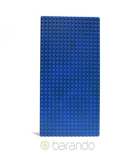 LEGO Platte 3857 blau - Grundplatte