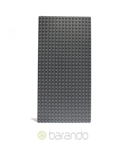 LEGO Platte 3857 dunkelgrau - Grundplatte