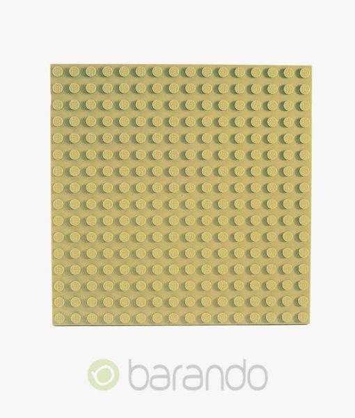 LEGO Platte 3867 beige - Grundplatte